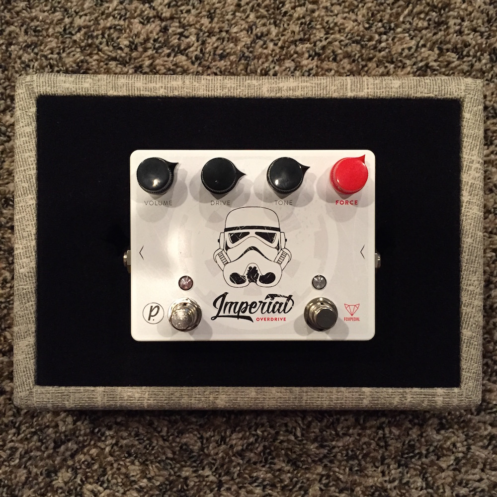 FoxPedal Imperial Overdrive