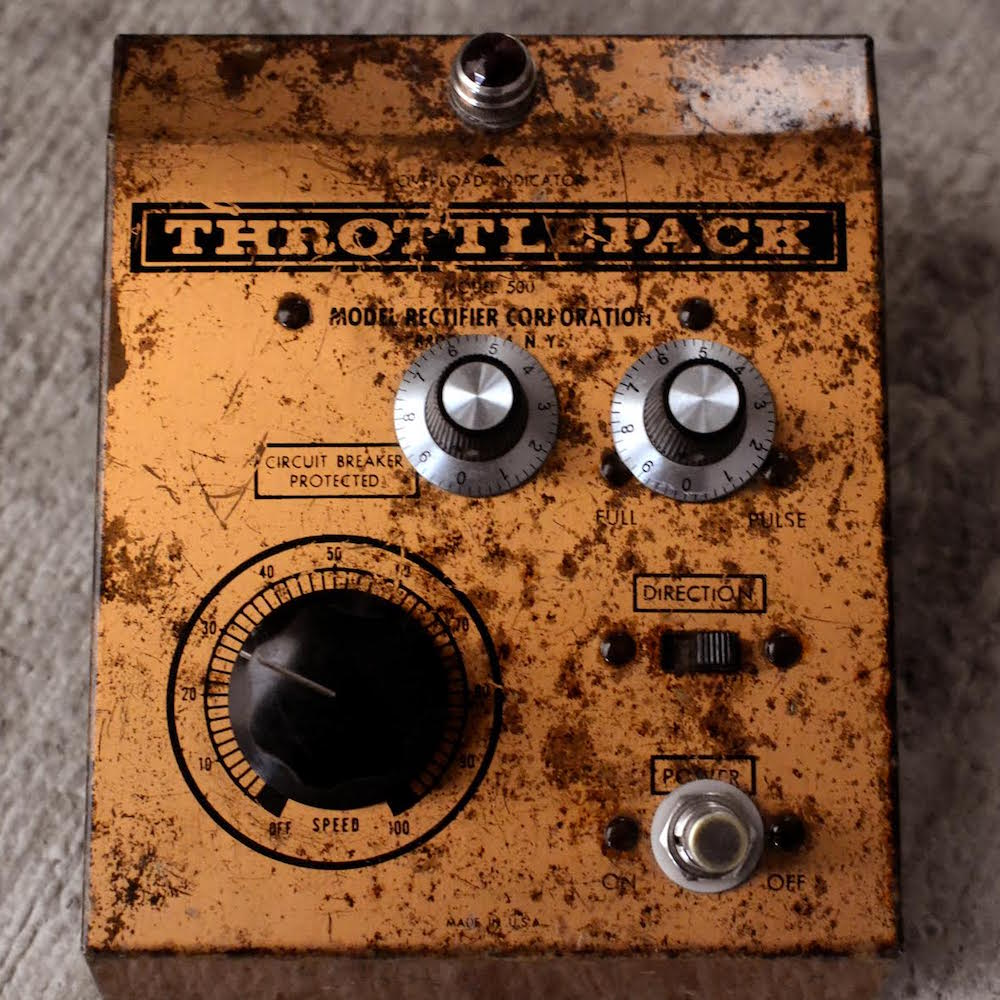 Throttlepack Fuzz