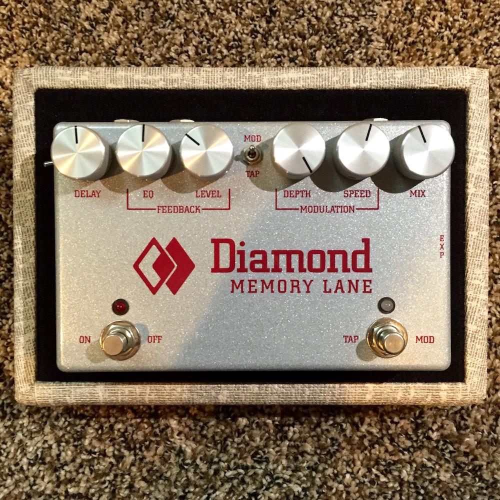 Diamond Pedals Memory Lane Delay
