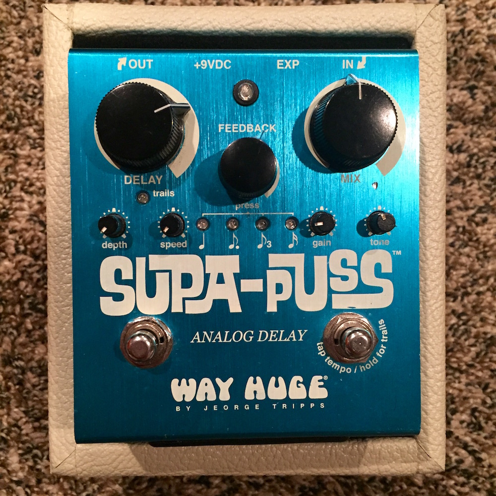 Way Huge Electronics Supa-Puss™ Analog Delay