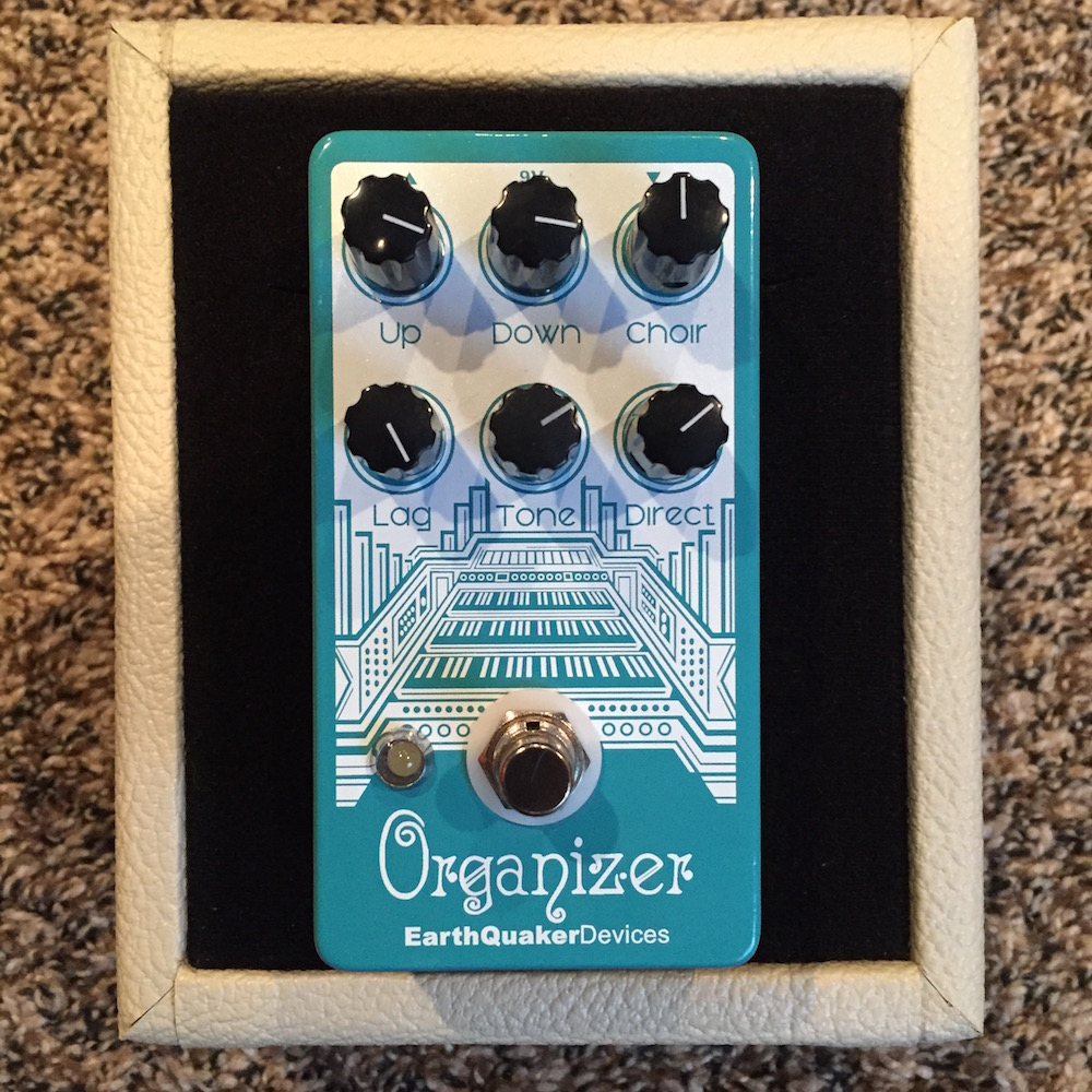 EarthQuaker Devices Organizer Polyphonic Organ