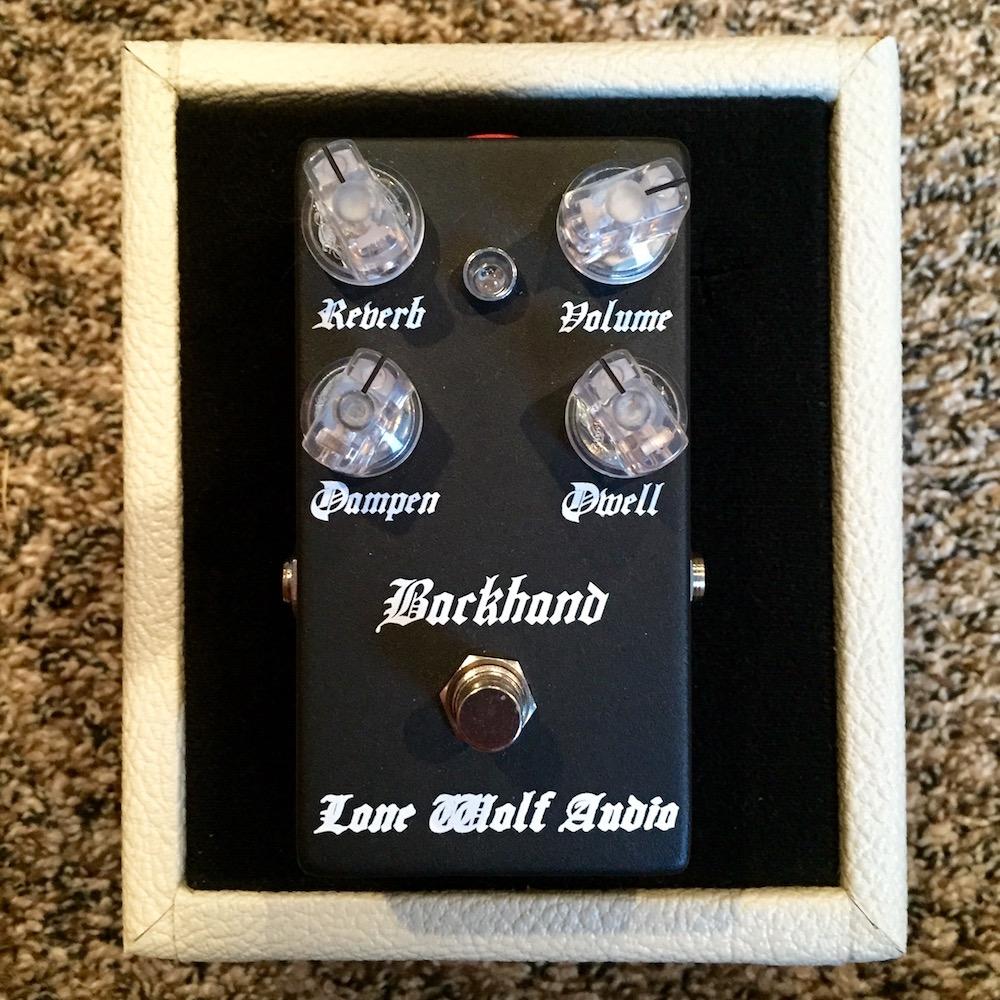 Lone Wolf Audio Backhand Reverb