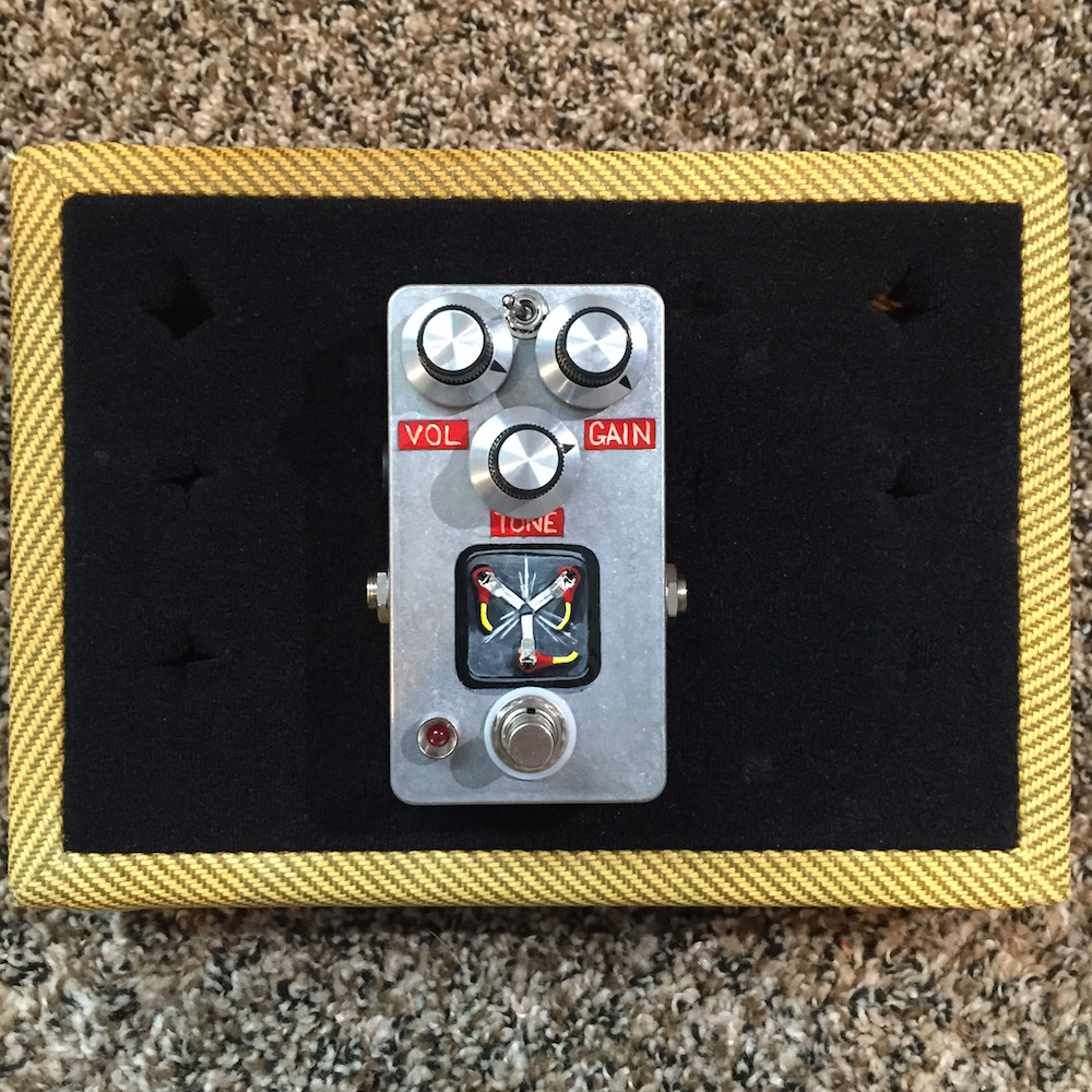 MM Effects Outatime Drive