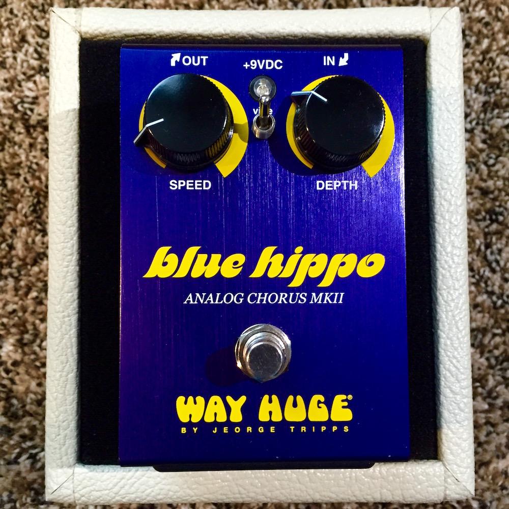 Way Huge Electronics Blue Hippo MkII Analog Chorus