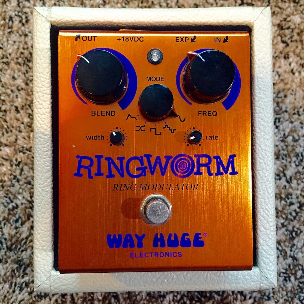 Way Huge Electronics Ring Worm Ring Modulator