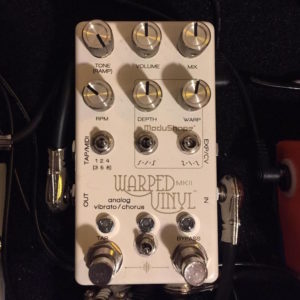 Guest Reviewer Fridays Chase Bliss Audio Warped Vinyl