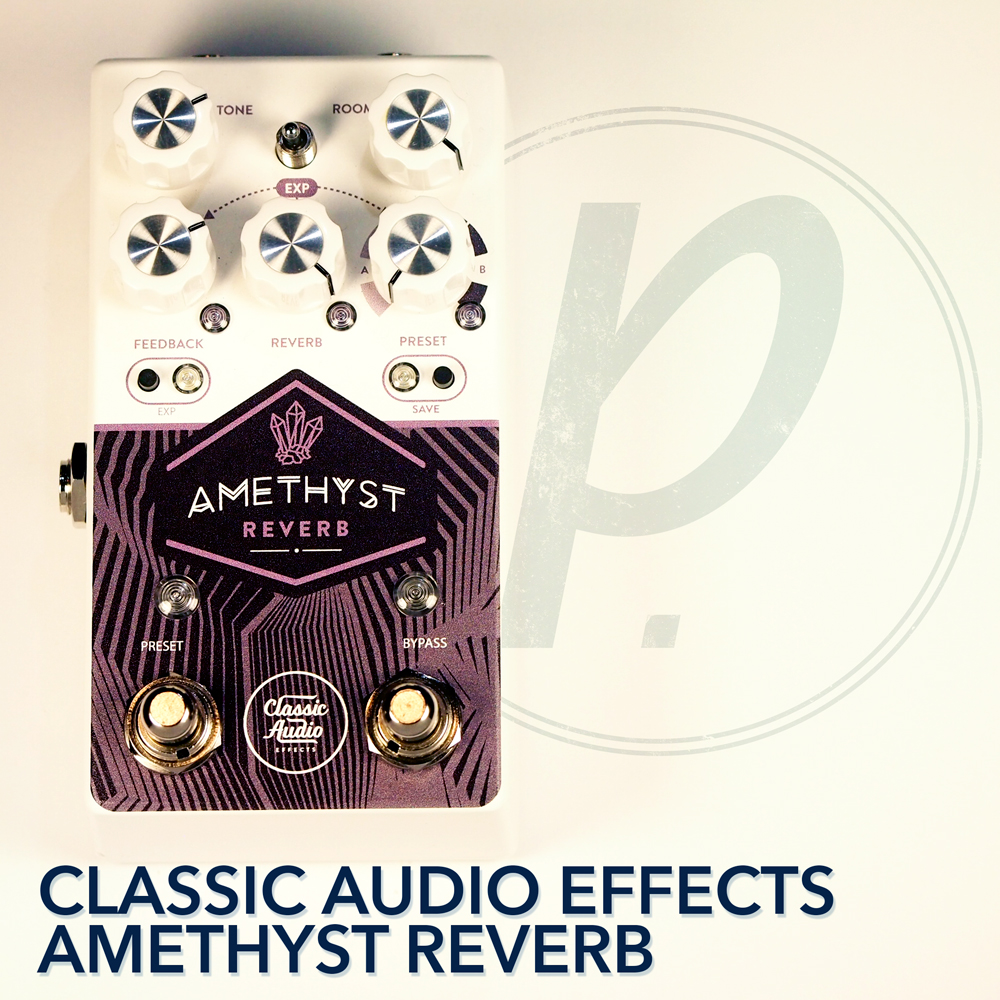 Classic Audio Effects Amethyst Reverb Mini