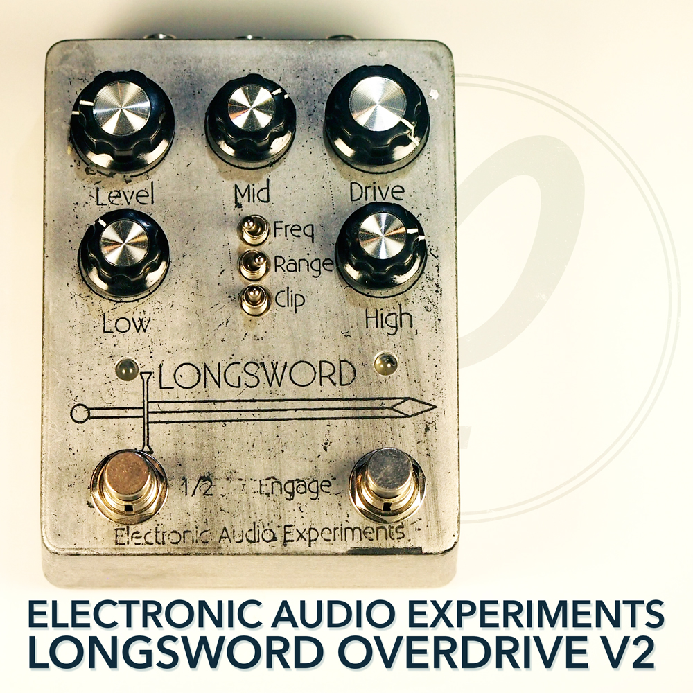 Electronic Audio Experiments Longsword Overdrive V2
