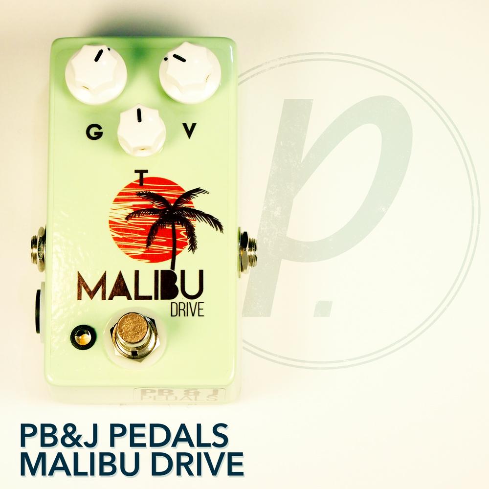 PB&J Pedals Malibu Drive