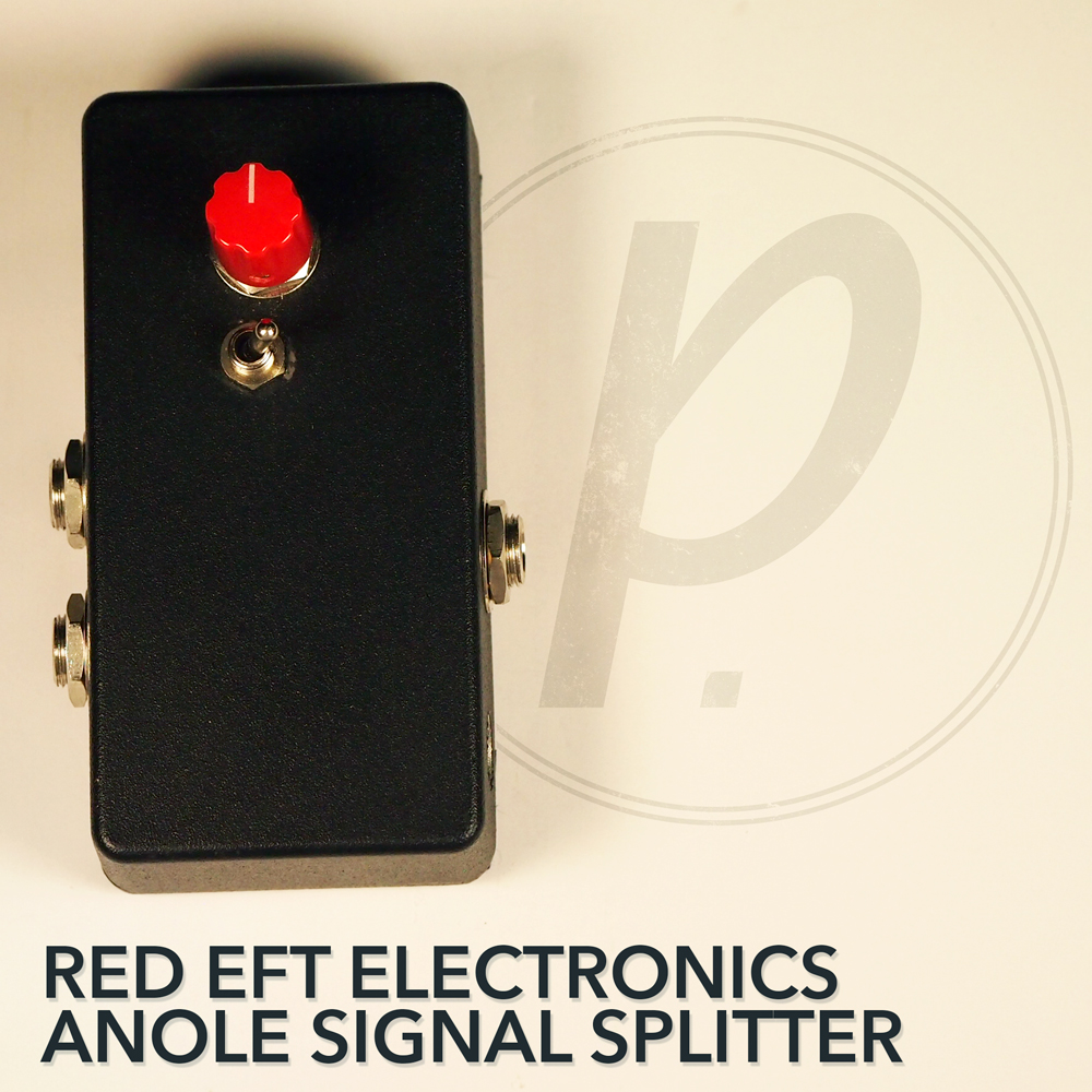 Red Eft Electronics Anole Signal Splitter
