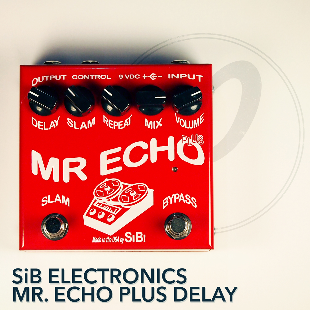 SiB Electronics Mr. Echo Plus Delay