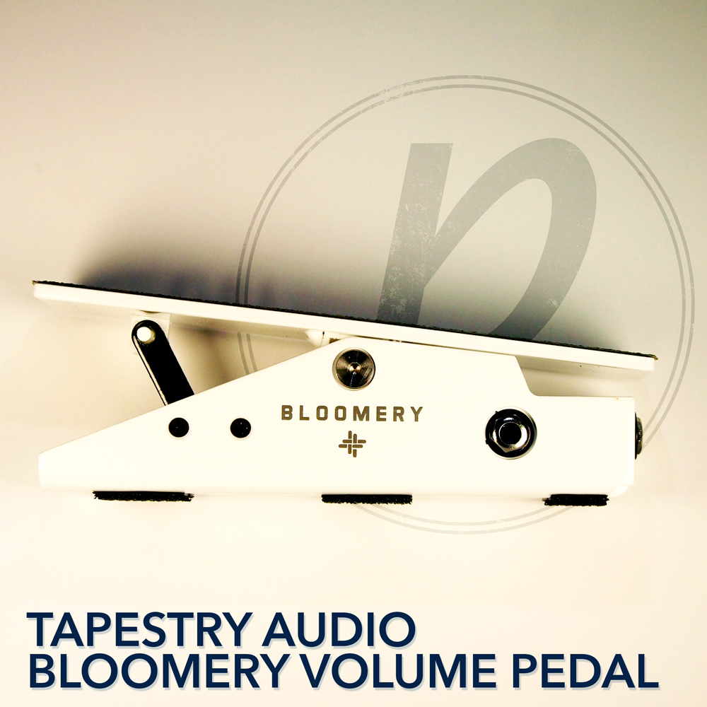 Tapestry Audio Bloomery Volume Pedal