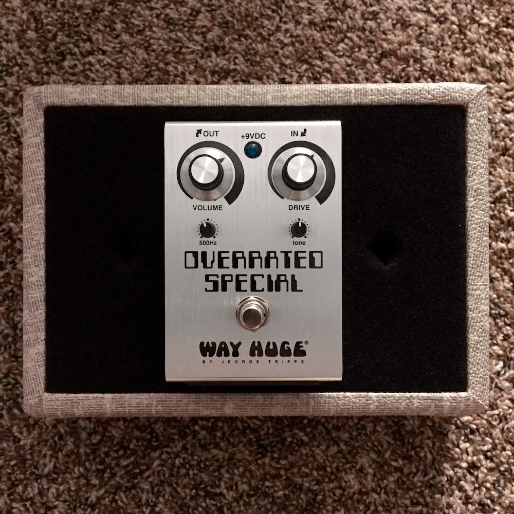 Way Huge Electronics Overrated Special™ Overdrive