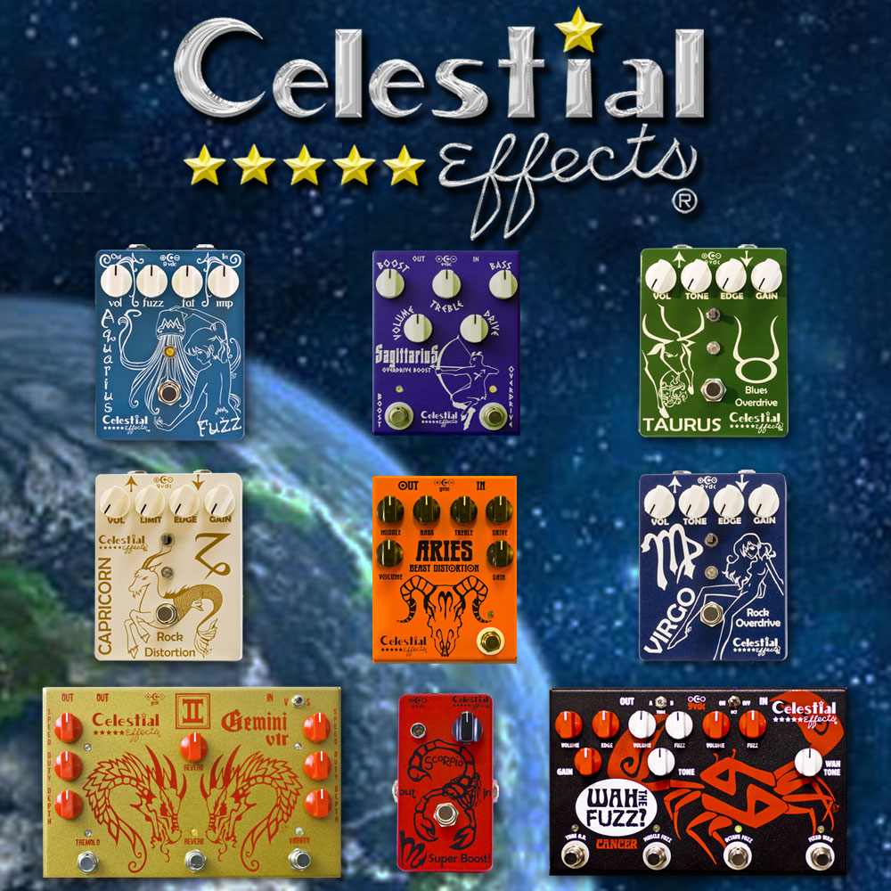 Weekly Interview 5/4/16: Joe and Dom from Celestial Effects