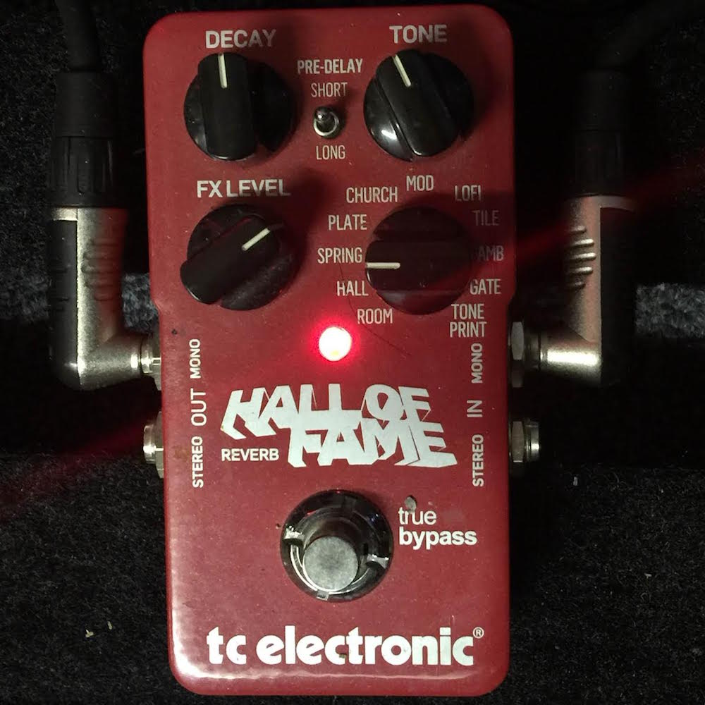 Guest Reviewer Fridays: TC Electronic Hall of Fame Reverb