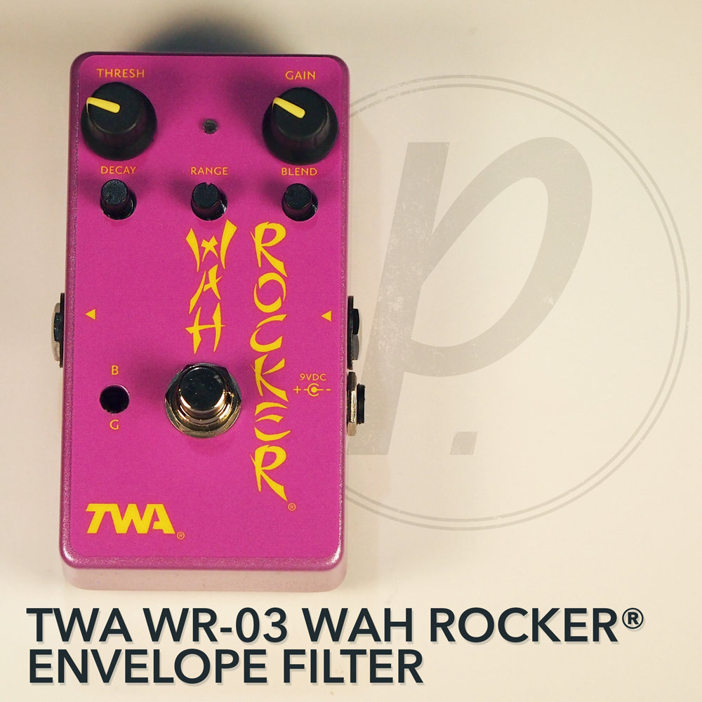 TWA WR-03 Wah Rocker® Envelope Filter
