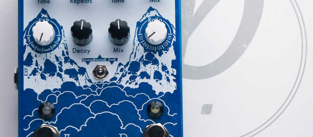 EarthQuaker Devices Avalanche Run Stereo Delay Reverb