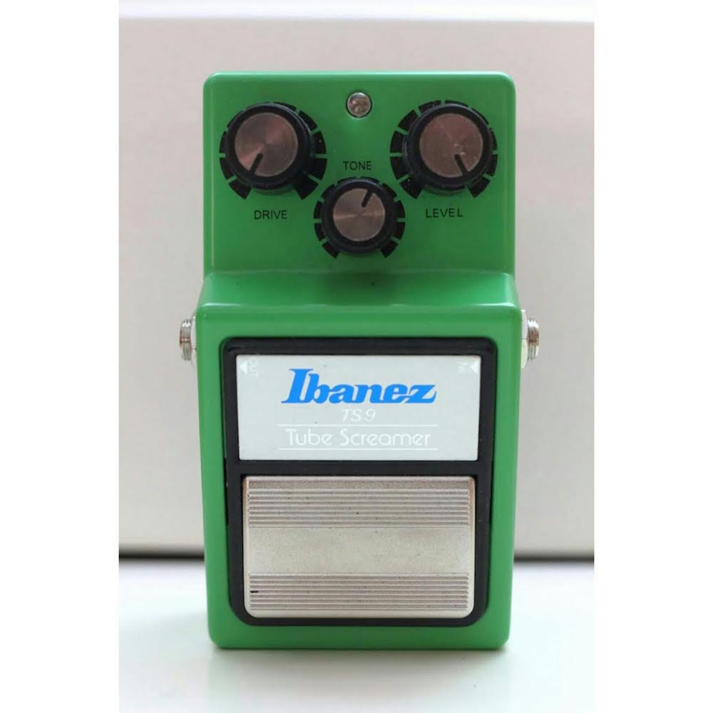 Guest Reviewer Fridays: Ibanez TS9 Tube Screamer