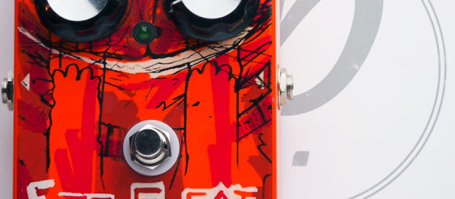 Paradox Effects Fuzz-E Cat
