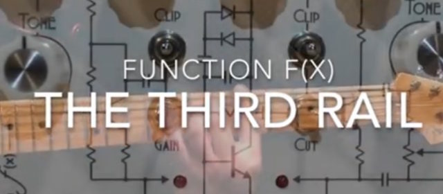 Guest Reviewer Fridays: Function f(x) Third Rail Overdrive
