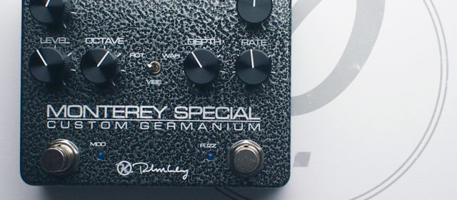 Keeley Electronics Monterey Special Custom Germanium