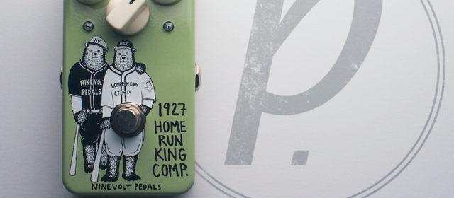 Ninevolt Pedals 1927 Home Run King Compressor