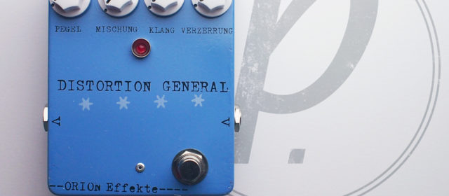 Orion Effekte Distortion General