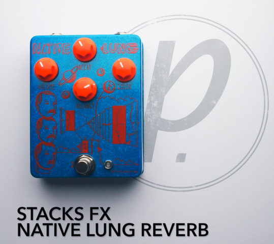 Stacks FX Native Lung Reverb