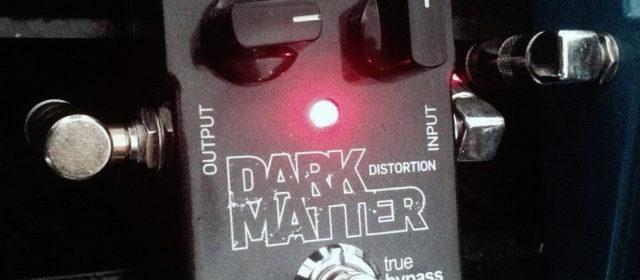 Guest Reviewer Fridays: TC Electronic Dark Matter Distortion