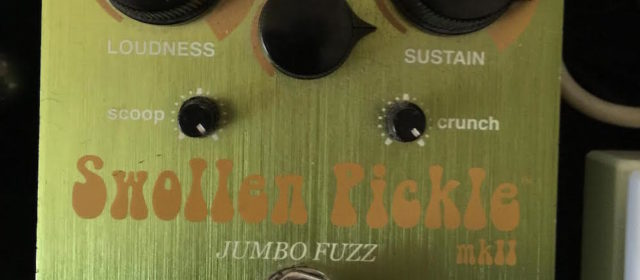 Guest Reviewer Fridays: Way Huge Electronics Swollen Pickle Jumbo Fuzz