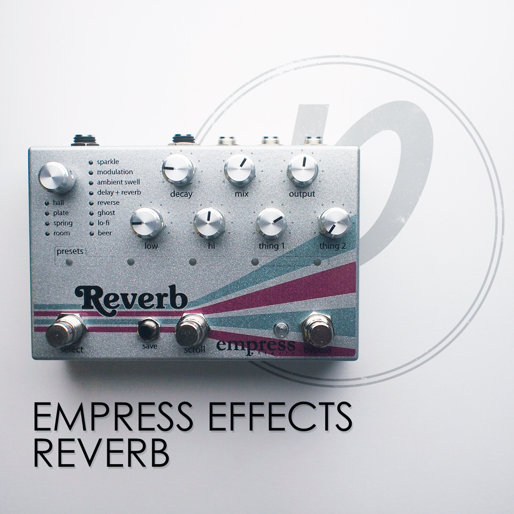 Reverb coupon code