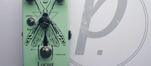 Ground Control Audio Locust Discrete Distortion