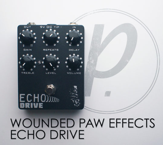 Wounded Paw Effects Echo Drive
