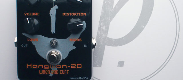 Wren and Cuff Hangman-2D Distortion