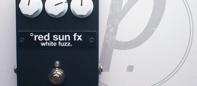 °red sun fx White Fuzz