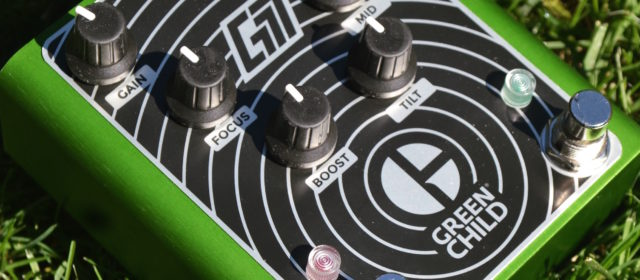 Guest Reviewer Fridays: Greenchild G777 Overdrive