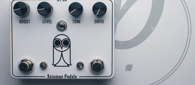 Keisman Pedals Midnight Drive (Limited Edition)