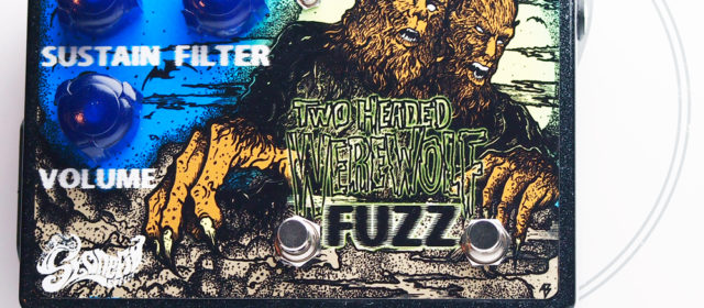 StoneFly Effects Two Headed Werewolf Fuzz