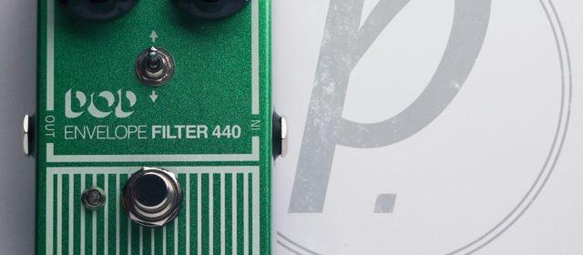 DOD Envelope Filter 440 (2014)