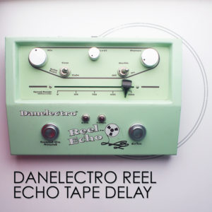 Danelectro Reel Echo Tape Delay