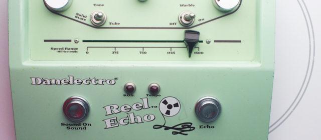 Danelectro Reel Echo Tape Delay