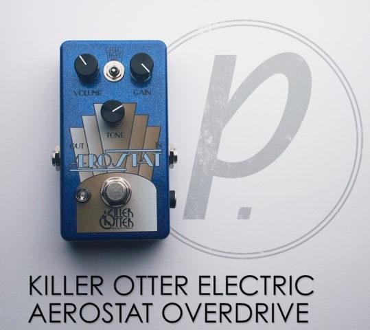 Killer Otter Electric Aerostat Overdrive