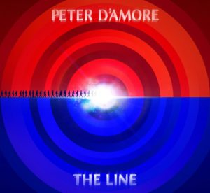 Peter D'Amore The Line Album Cover Art