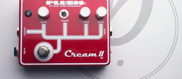 Fuchs Audio Technology Plush® Cream II™ Overdrive