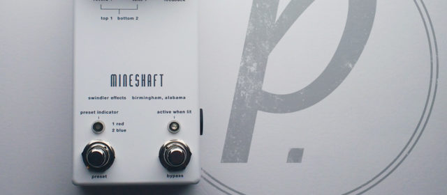 Swindler Effects Mineshaft Reverb (Functionalist Series)