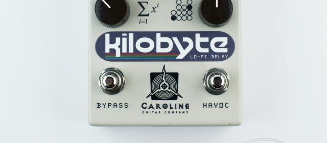 Caroline Guitar Company Kilobyte™ Lo-Fi Delay