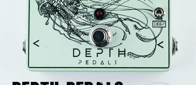 Depth Pedals Jelly Fuzz