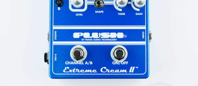 Fuchs Audio Technology Plush® Extreme Cream II™ Double Overdrive