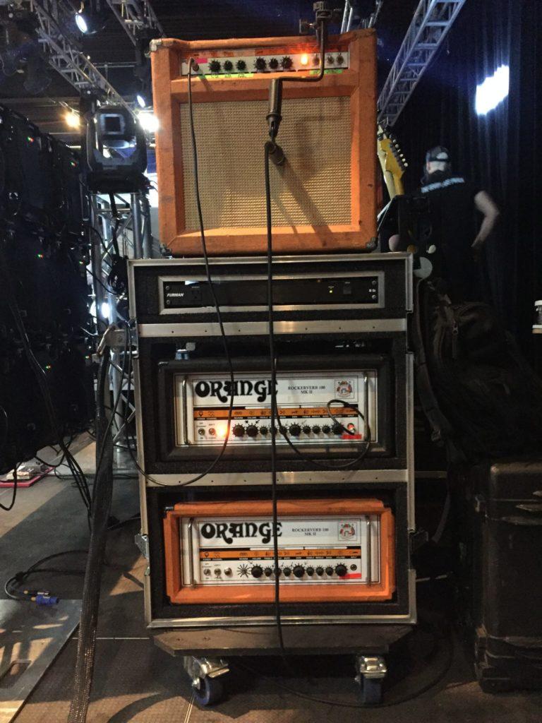 Jeremy DePoyster (The Devil Wears Prada) Amp Setup