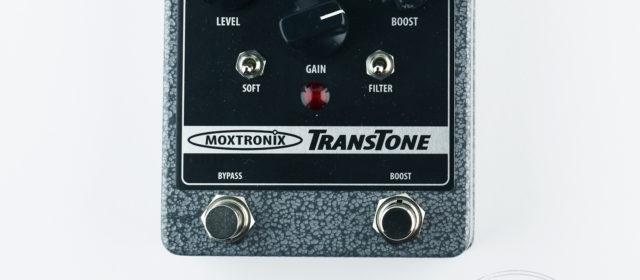 Moxtronix TransTone Fuzz